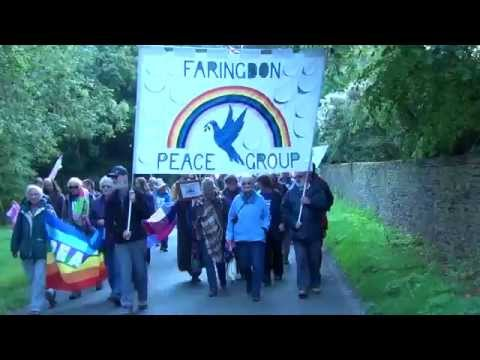 Keep Space For Peace Croughton 3 October 2015