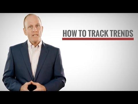 How To Track Trends: A 6 Step Process for Opportunity Discovery