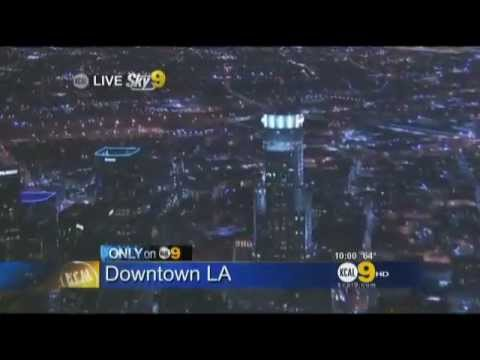Military Helicopters Conduct Covert Exercises Over Los Angeles, California Jan. 25, 2012