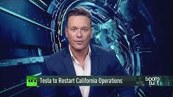 Tesla is Open for Business! Elon Musk Defies Gov't