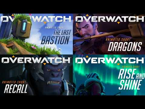 Junkertown The Plan Creating a New Kind of Overwatch Animation BlizzCon 2017