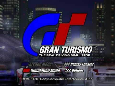 Gran Turismo - Like the wind