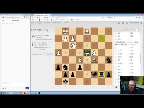 Chess Cruncher TV 12 7 2017