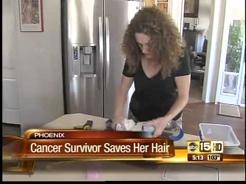 How one Valley woman saved her hair during chemotherapy