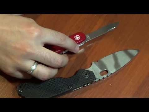 VLOG: Зачем нужен нож