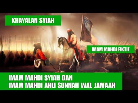 Perbedaan Imam Mahdi Syiah & Imam Mahdi Ahli Sunnah Wal Jamaah [Video]