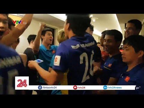 Đội tuyển Việt Nam vượt qua vòng bảng ASIAN CUP 2019 nhờ tấm thẻ vàng   VTV24