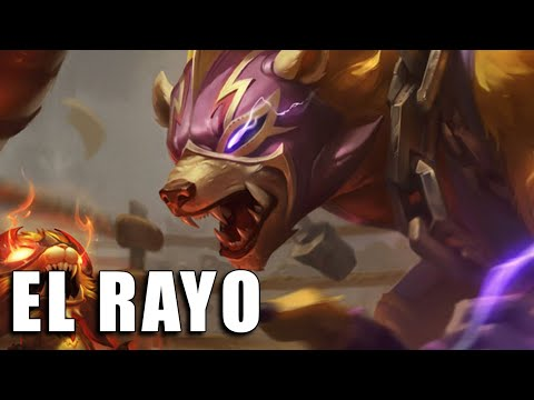 Volibear El Rayo - League of Legends (Completo)