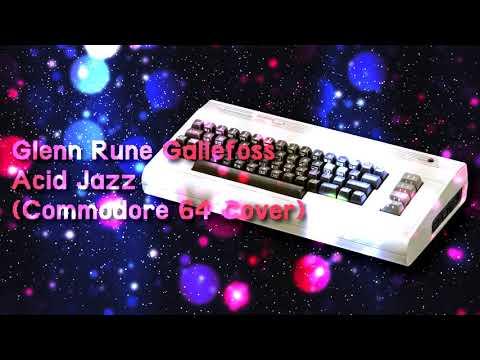 Glenn Rune Gallefoss - Acid Jazz (Commodore 64 Cover)