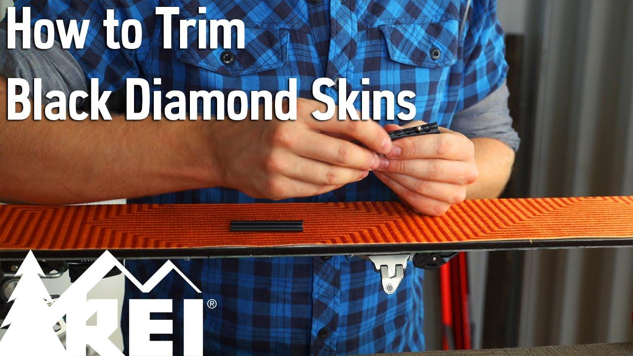Ascension nylon sts 140 mm black diamond gear.