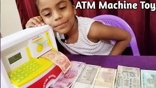 ATM Machine Toy For Kids ATM Piggy Bank India Mini ATM ATM Toy Machine and Coin Bank Fo ...