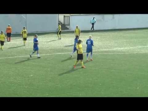 I fotbalistky umí dát krásné góly !!!  Šárka Brázdová (FC Slovan Liberec)