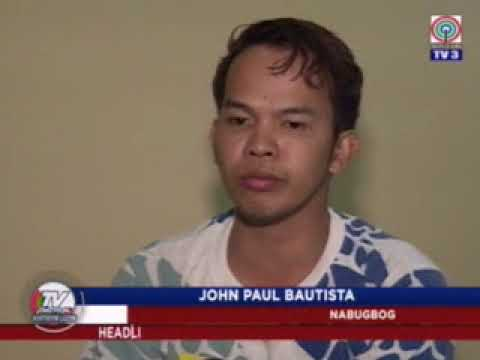 TV Patrol Northern Luzon - Dec 1, 2017