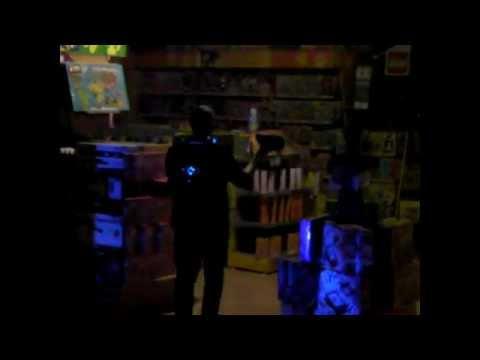 laser game au king jouet quetigny youtube. Black Bedroom Furniture Sets. Home Design Ideas