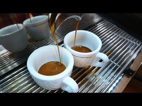 Тест кофе из Ашана - KIMBO, TOTTI, FERRARA. Как выбрать кофе?