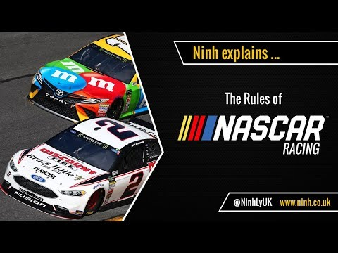 The Rules Of NASCAR Racing - EXPLAINED!