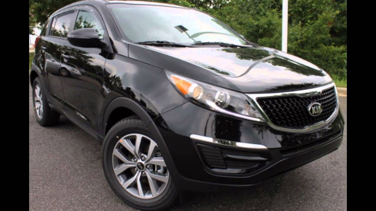 2016 Kia Sportage Black Cherry