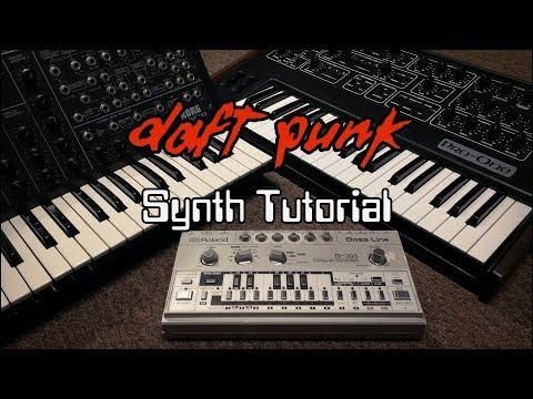 Daft Punk Synth Tutorial