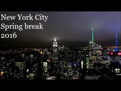 NYC vlog| Part 1