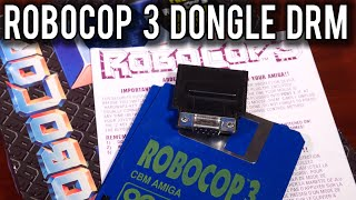 RoboCop 3 - Dongle Anti-Piracy that Failed | MVG
