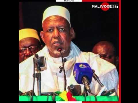 """""""On n'est pas satisfait"""", déclare Mahmoud Dicko après la rencontre avec les Présidents de la CEDEAO"""