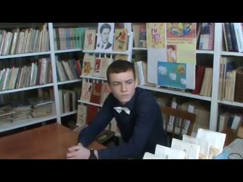 Изображение предпросмотра прочтения – ДанилБарбашин читает произведение «Флейта-позвоночник» В.В.Маяковского