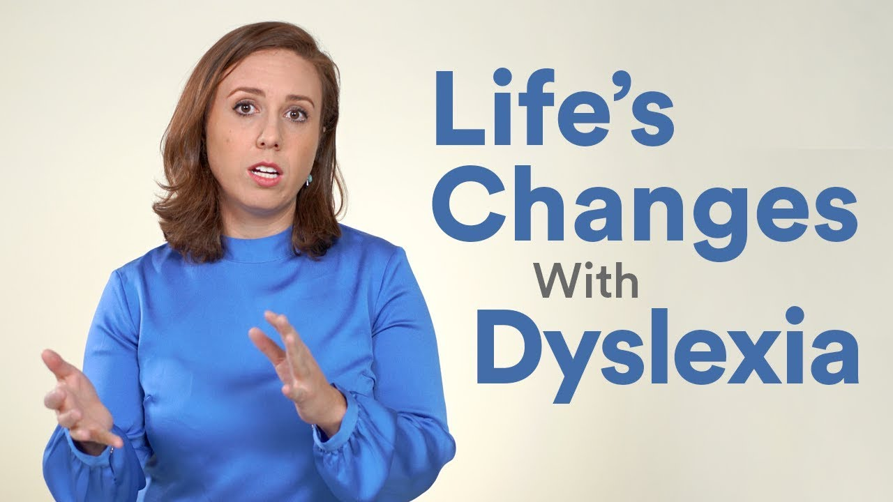 Resilient Dyslexics Have More Gray >> Navigating Life S Changes With Dyslexia Youtube