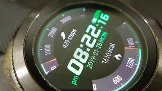Samsung Gear Sport Review مراجعة ساعة سامسونج جير الرياضية