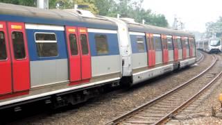 香港鉄路東鉄線MLR形メトロキャメル電車