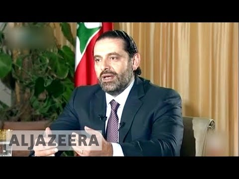 Hariri breaks silence: 'I am free in Saudi Arabia'