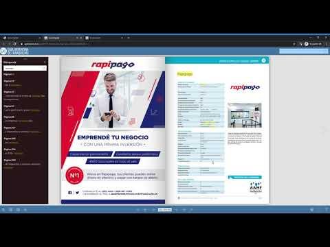 Demo Guia Digital  Guía Argentina  de Franquicias