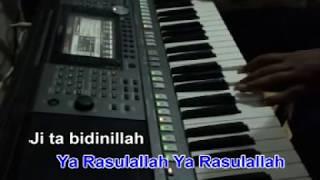 Ya Habibal Qolbi Karaoke Yamaha PSR