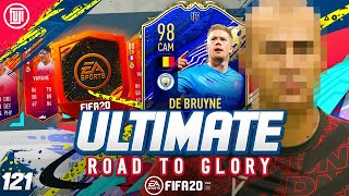 WE GOT A NEW ICON!!!! ULTIMATE RTG #121 - FIFA 20 Ultimate Team Road to Glory