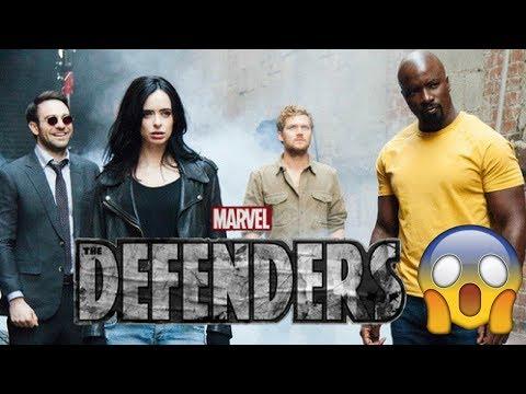 Marvel The Defenders Official Final Trailer Ft. Daredevil, Iron Fist, Luke Cage & Jessica Jones