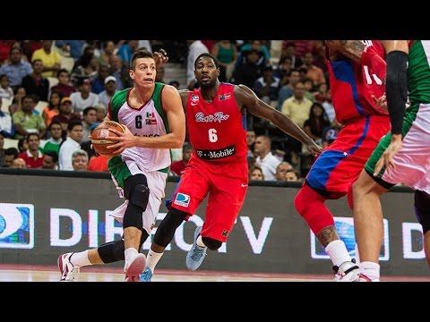 Puerto Rico v Mexico - Final - Full Game - 2013 FIBA Americas Championship