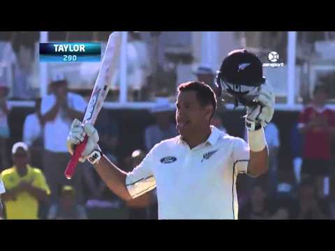 Ross Taylor's Record 290 Runs | SKY TV