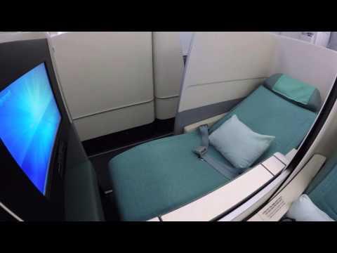 KE A330 , Prestige Suites