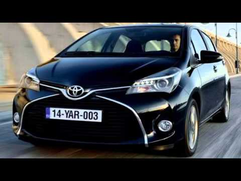 2017 toyota yaris hybrid touring sport full review youtube. Black Bedroom Furniture Sets. Home Design Ideas