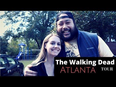 The Walking Dead Tour: Senoia, Georgia