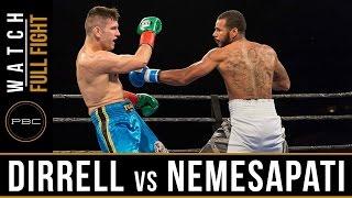 Nemesapati vs Dirrell FULL FIGHT: JANUARY 13, 2017 - PBC on Spike