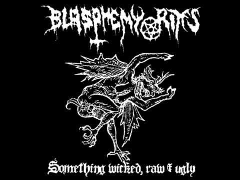Blasphemy Rites - Goat Vomit