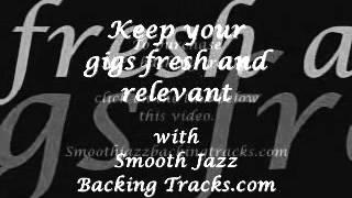 Brazil by Kenny G - Smooth Jazz Backing Tracks.com