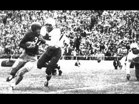 Classical Tailback #34 - Doak Walker SMU Highlights