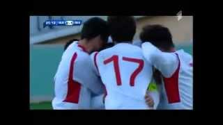 U19 ალბანეთი - საქართველო 0-1 / Albania - Georgia 0-1