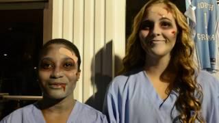 Halloween on Franklin Street