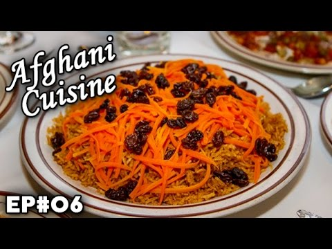 Afghani Cuisine | Afghanistan | Cultural Flavors | EP 06