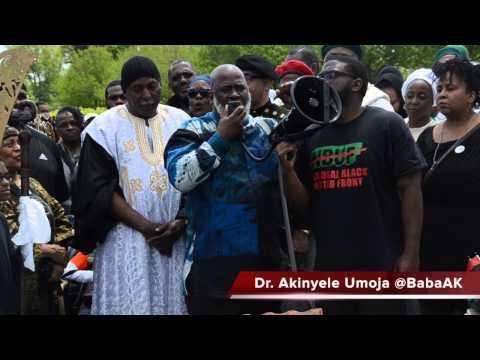 Dr. Akinyele Umoja - 49th Annual Malcolm X Pilgrimage