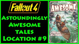 Fallout 4 - Astoundingly Awesome Tales - The Institute - 4K Ultra HD