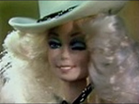 Western Barbie by Mattel (Commercial, 1981)