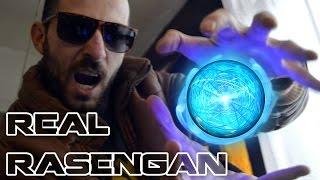 How To Make Real Rasengan!
